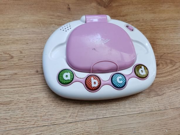 Laptop dzieciecy interaktywny