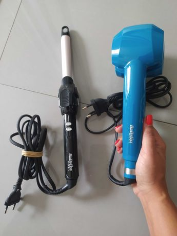 2 modeladores babyliss