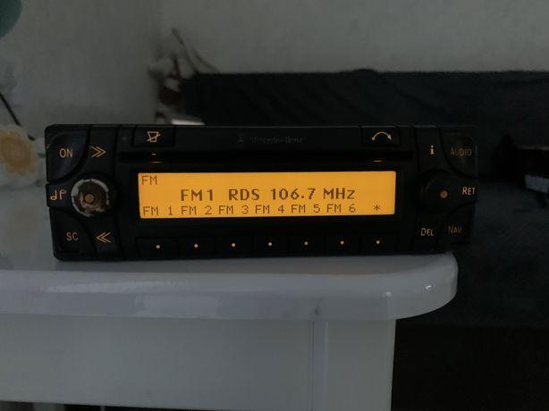 Магнитофон Mercedes Audio APS30