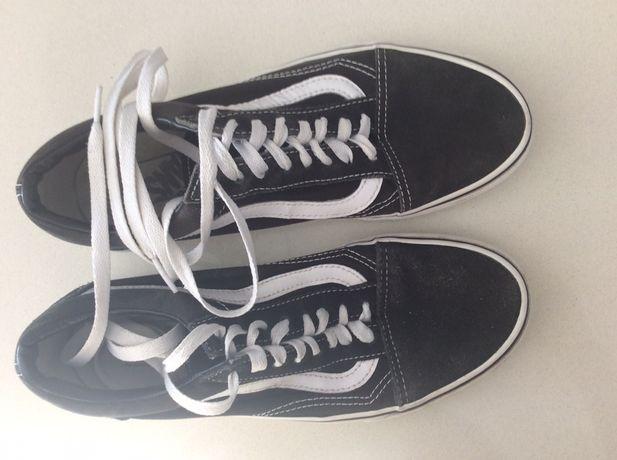 Sapatilhas Vans cor preta