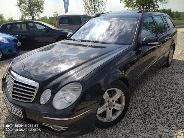 Mercede Benz E klasa*2.2 Diesel*2009R*Zamiana*Raty*