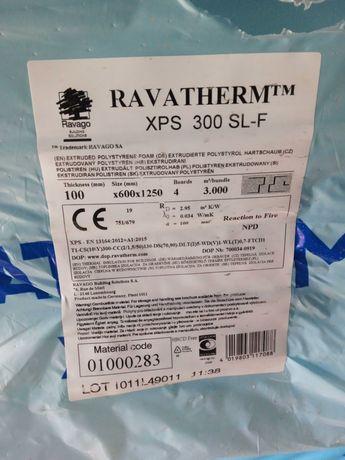 Styrodur 10cm  ravathrem