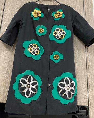 Пальто осеннее Manoush оригинал, первая линия