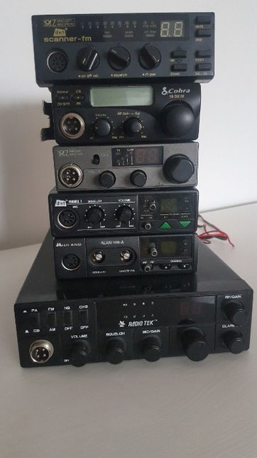 Zamienię CB Radio Radia Mikrofon