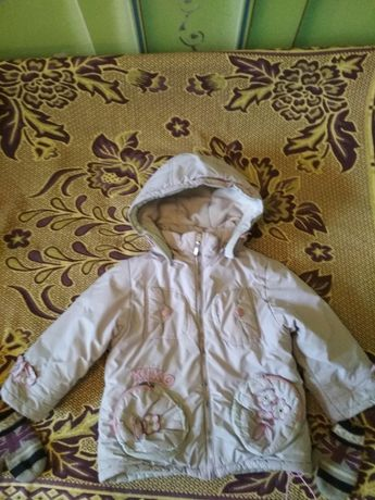 Зимний костюм kiko.Куртка, полукомбинезон