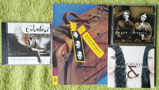 Goran Bregović książka i trzy płyty CD