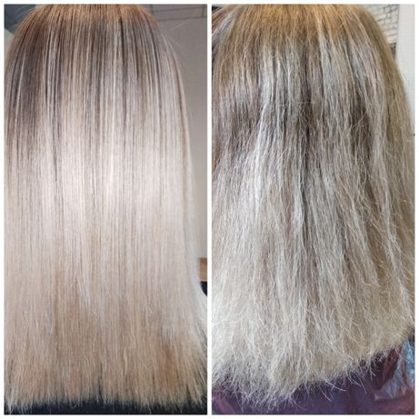 Кератиновое выпрямление, ботокс, нанопластика.Наращивание волос