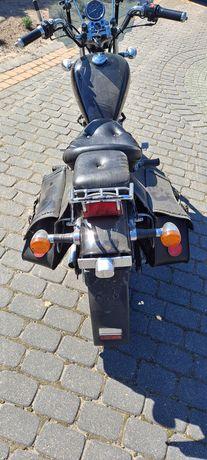 Motocykl Honda Rebel 125