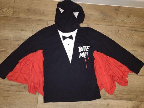 Strój kostium karnawałowy przebranie wampir Dracula cool club 128