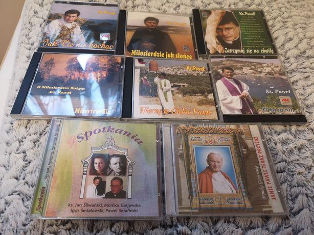 Płyty CD o tematyce religijnej