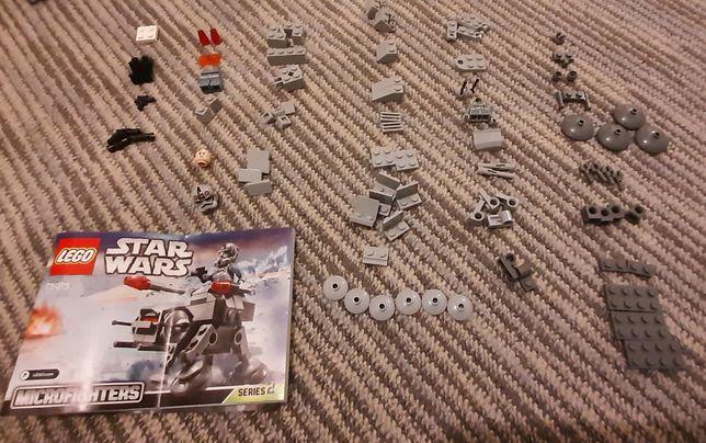 Klocki LEGO STAR WARS 75075 AT-AT Maszyna Krocząca