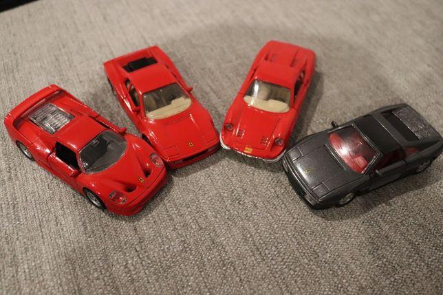 Ferraris de coleção