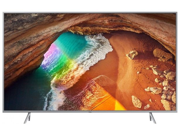 Телевизор SAMSUNG QE49Q67R QLED Smart TV 4K/UHD 2500Hz T2 S2