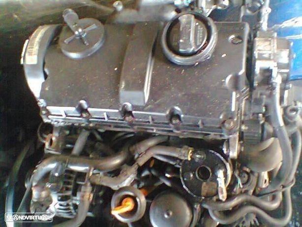 motor vw golf IV mk4 1.9tdi AXR 100cv