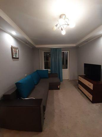 1-нокомнатная Борщаговка Отличный ремонт новые мебель и техника