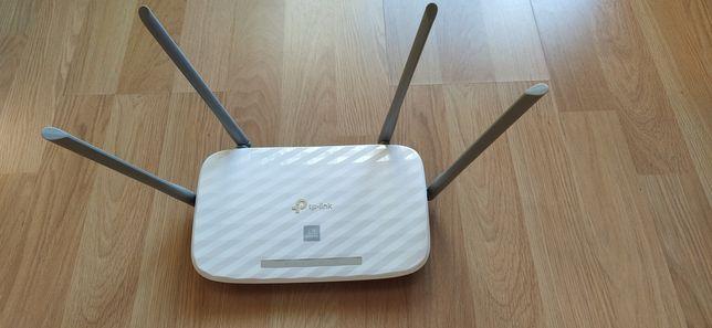 Tp-Link Archer C5 V4. Гигабитные порты!