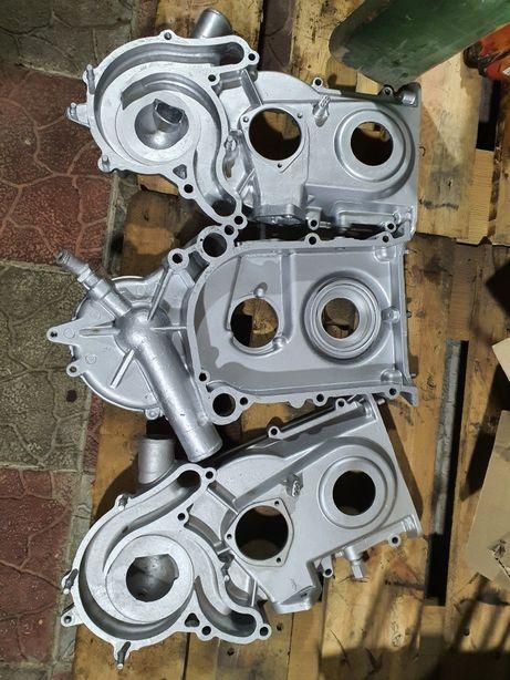 Передняя крышка двигателя ГАЗ 53