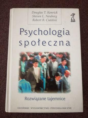 Psychologia społeczna Kenrick, Neuberg, Cialdini, inne psychologia