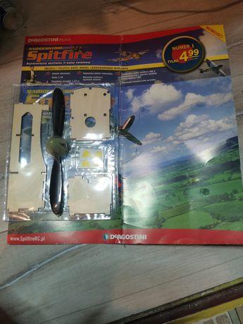 Deagostini Spitfire numer 1
