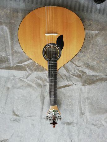 Guitarra portuguesa para esquerdino modelo Lisboa