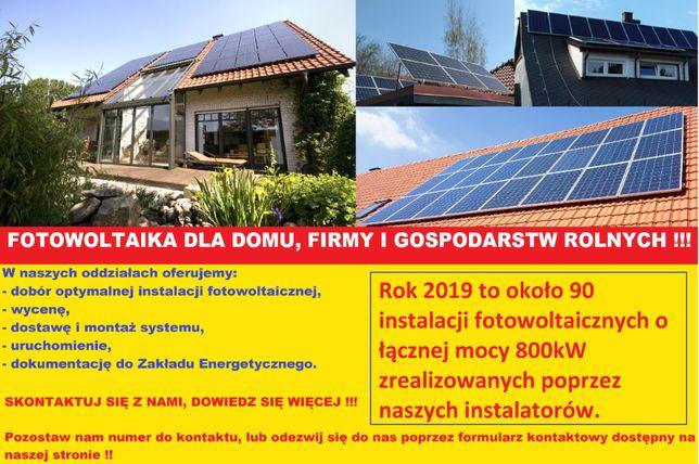 Fotowoltaika - Twoja prywatna elektrownia!
