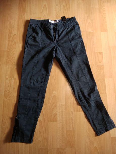 Spodnie h&m 38/40 M/L z metki 42
