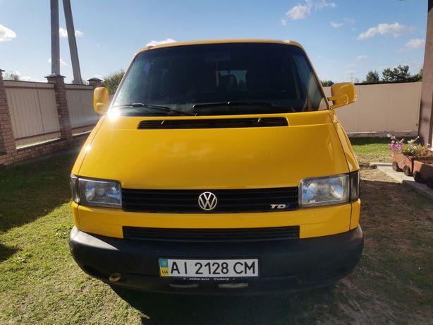 Продам Volkswagen T4 в доброму стані