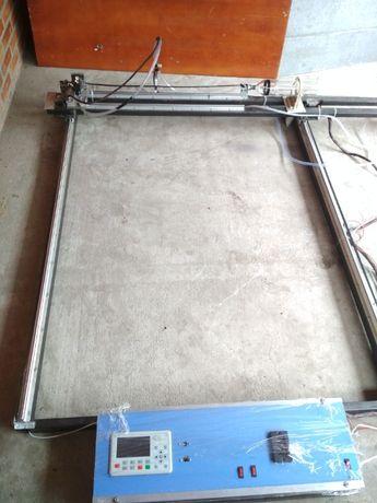 Лазерный станок CO2 ЧПУ, Trocen Гравировка, резка155х80