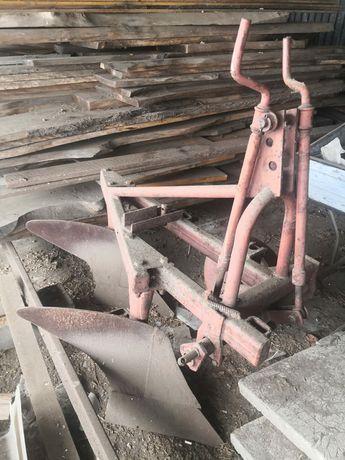 Kultiwator drapacz/ pług 2 skibowy