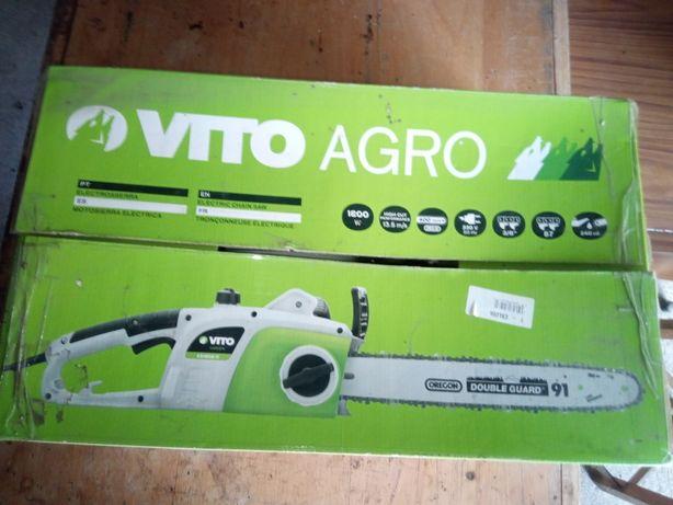 Eletroserra Vito Agro 1800 W nova