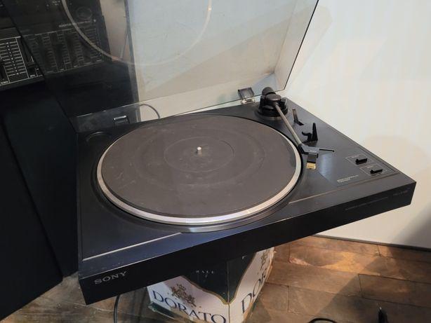 Kolekcjonerski sprawny gramofon Sony PS LX 100 vintage retro