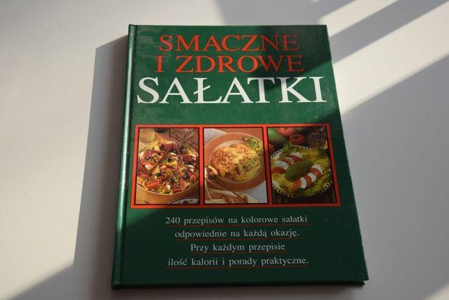 Smaczne i zdrowe sałatki