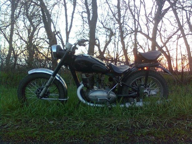 продам мотоцикл иж 49