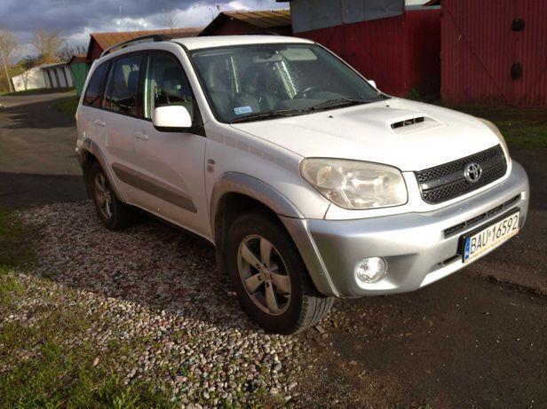 Toyota rav4 2004 r