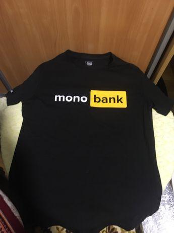 Футболка Monobank оригинал 100%