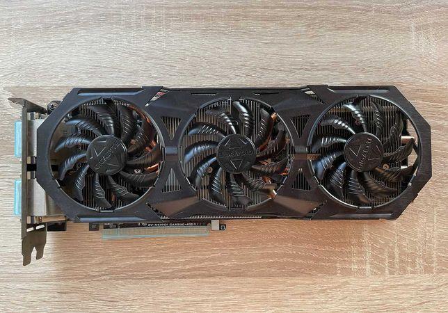 Gigabyte GeForce GTX970 Gaming G1 4GB 256-bit
