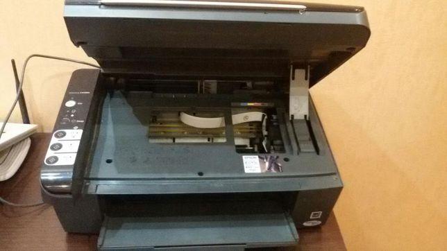 Принтер мало пользовались
