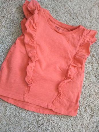 Bluzka,bluzeczka,t-shirt C&A r.92