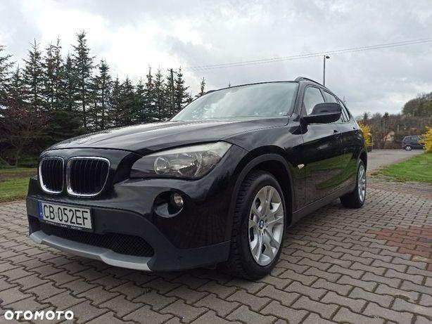 BMW X1 BMW X1 sDrive NAVI, Climatronic, Parktronic, właściciel od 6 lat! FVAT