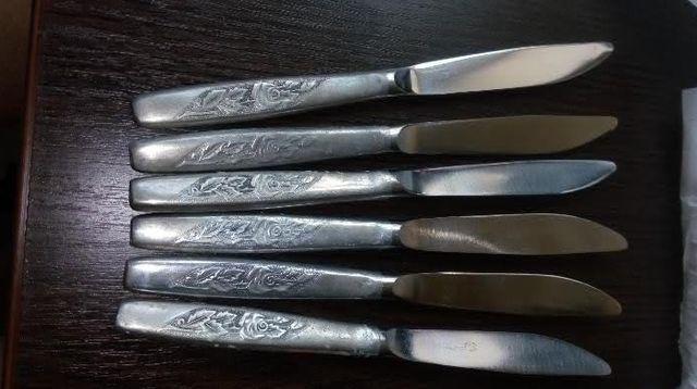 Ножи/вилки/ нержавейка производства СССР