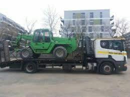 Pomoc drogowa 24h. Transport maszyn budowlanych i rolniczych