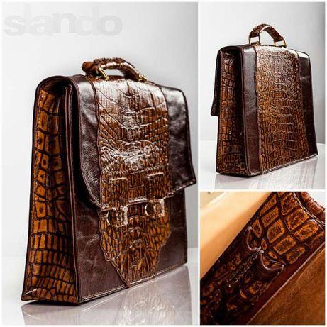 портфель ручная работа, сумка для ноутбука