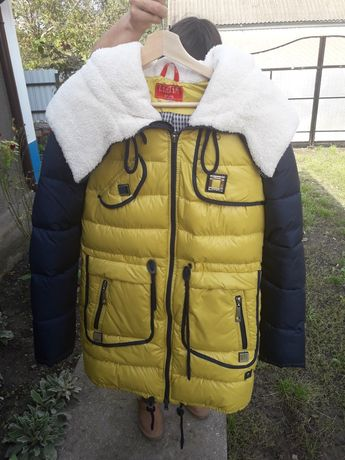 Куртка, парка, пуховик. Нова