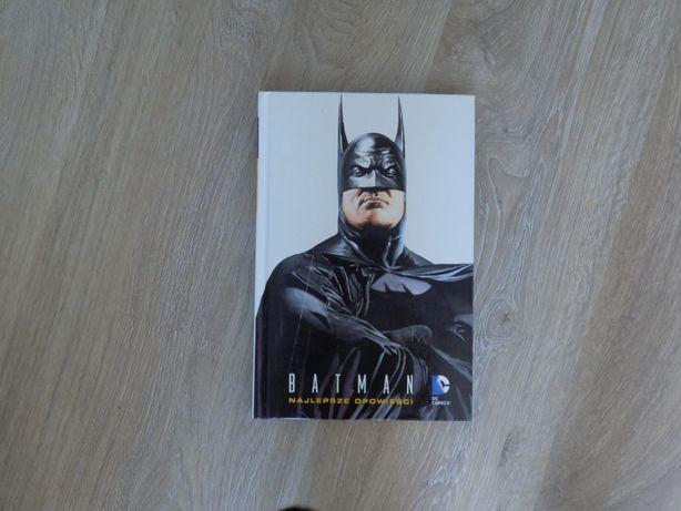 Komiks Batman- Najlepsze Opowieści