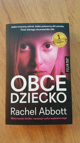 Obce dziecko - Rachel Abbott