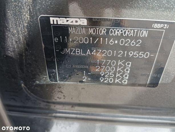 Mazda 3 Szwajcar