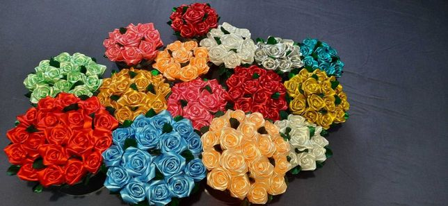 Kwiaty bukiet Dzień Matki Komunia prezent