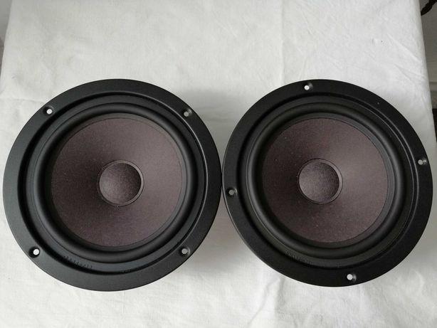 2 szt. głośników do MB Quart One - 80 W. Made in Germany