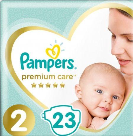 Pampers 2 Памперси преміум