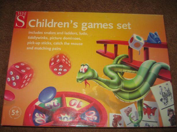 6 игр в одной коробке